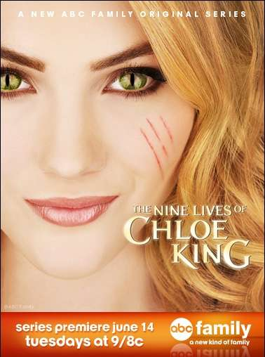 九命美少女 The Nine Lives Of Chloe King