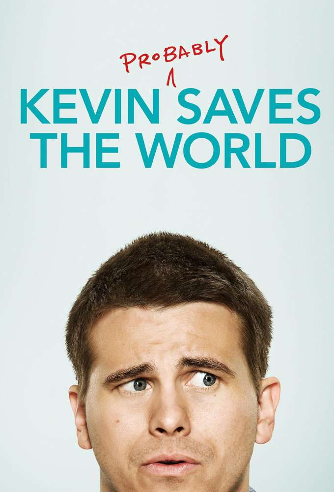 凯文救世界 Kevin Probably Saves the World