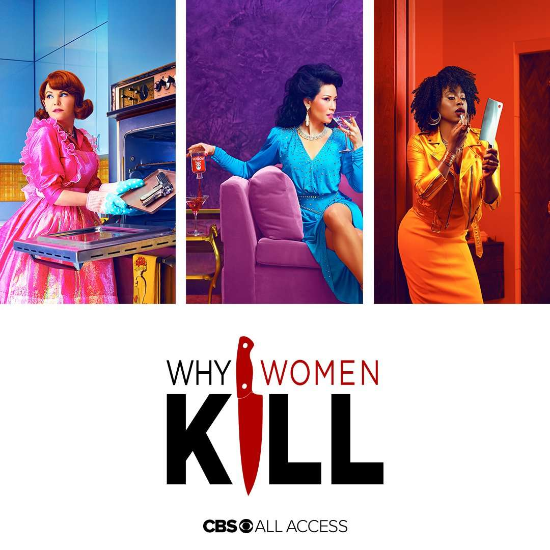 致命女人 Why Women Kill