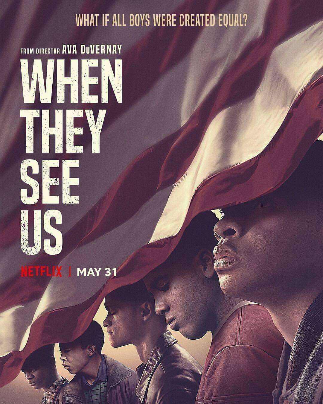 有色眼镜 When They See Us