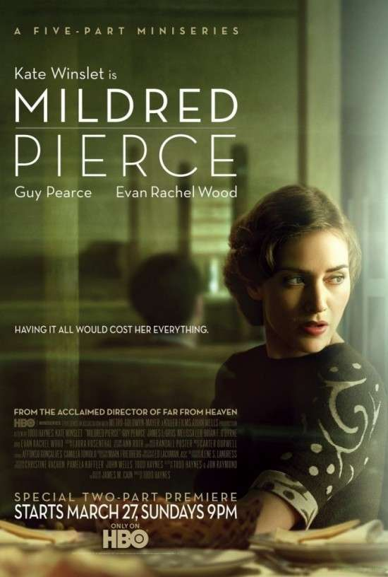 欲海情魔 Mildred Pierce