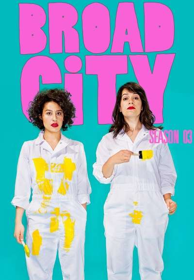 大城小妞 Broad City