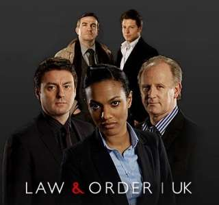 法律与秩序英版 Law And Order UK