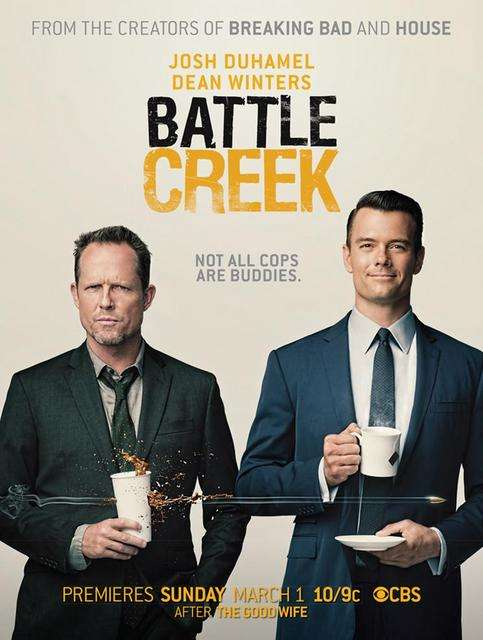 江城警事 Battle Creek