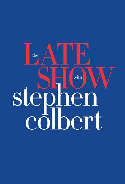 科尔伯特晚间秀 Late Show with Stephen Colbert