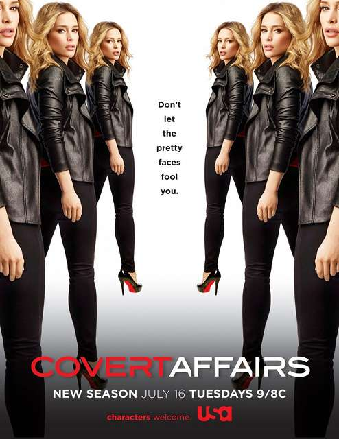 谍影迷情 Covert Affairs