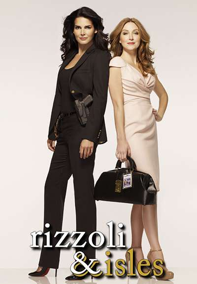 妙女神探 Rizzoli and Isles