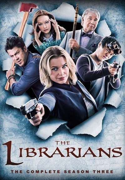 图书馆员 The Librarians