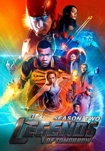 明日传奇 Legends Of Tomorrow