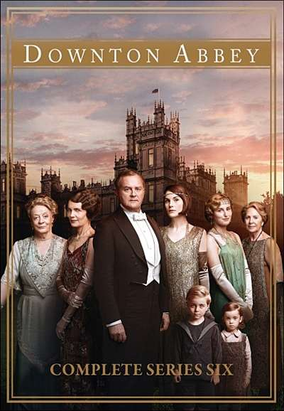 唐顿庄园 Downton Abbey
